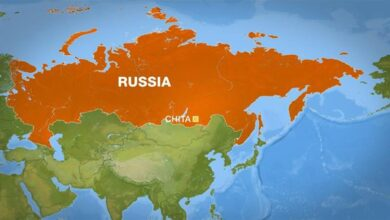 Photo of Russia Owns 11% of the earth's total landmass!