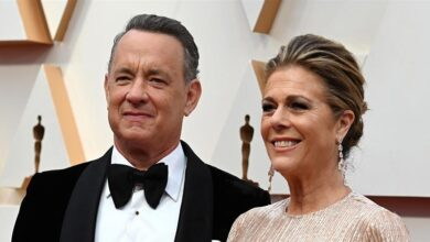 Photo of Tom Hanks, and wife Rita Wilson test positive for coronavirus