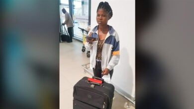 "Photo of MUST READ: ""God please help me,"" the 23-year-old Ghanaian domestic worker in Lebanon wrote. About 18 hours later, she was found dead"