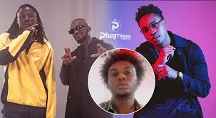 Photo of YouTube pulls down Mr Drew's song 'EAT', featuring Stonbwoy over copyright infringement