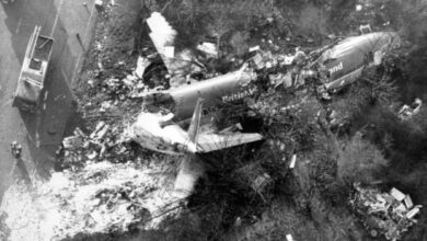 Photo of On this day June 18th 1972, Jet crashes after takeoff at Heathrow, killing 118 people