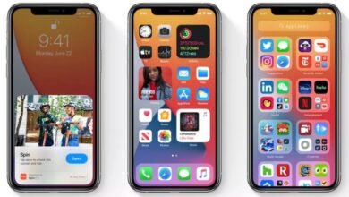 Photo of iOS 14 : All the new features similar to Android