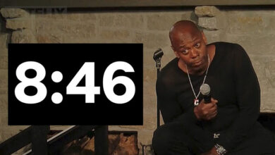 Photo of Watch Dave Chappelle's Netflix standup special '8:46', talks about George Floyd's death and police brutality
