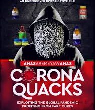 Photo of Anas Releases Video Of His Latest Exposé Dubbed Corona Quacks And Thieves In Ghana
