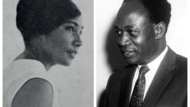 Photo of Did you know about Kwame Nkrumah's secret lover who refused to marry him?