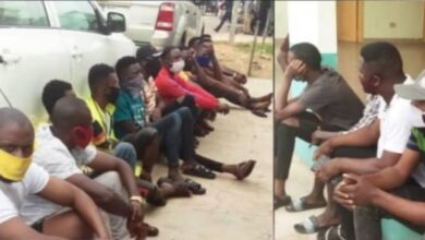Photo of Customs Excise and Preventive Service intercepts 24 Nigerians entering the country illegally through unapproved routes