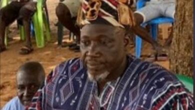 Photo of Chief of Kafaba arrested in connection to the death of 90-year-old woman who was killed after accused of being a witch