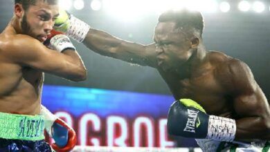 Photo of Dogboe records TKO over Avalos