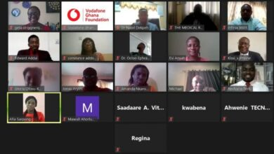 Photo of Vodafone Ghana Foundation 'frees' 300 from hospitals