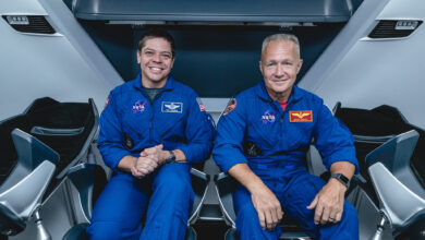 Photo of NASA Astronauts Who Flew SpaceX's Crew Dragon Set To Return To Earth On August 2nd