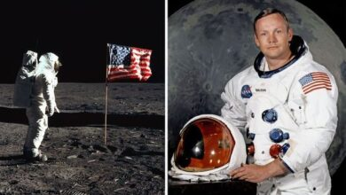 Photo of On this day July 20th 1969, Neil Armstrong becomes the first man to step on the moon