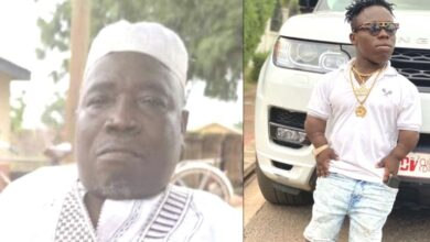 Photo of Father of social media celebrity Shatta Bandle is reported dead