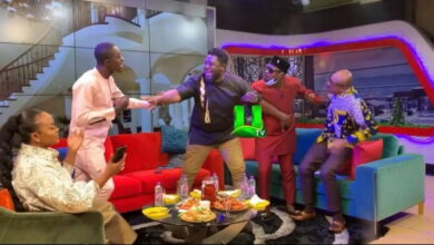 Photo of Lilwin and Funny Face Clash On UTV