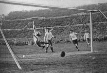 Photo of Did you know the first-ever World Cup was held today, 13th July, 1930 in Uruguay?