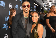 Photo of August Alsina says he's still in love with Jada Smith after their 'entanglement'