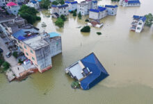 Photo of Pictures of China's devasting floods, the worst in 30 years