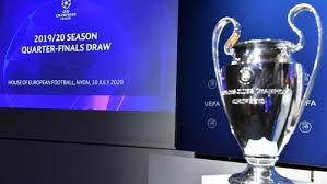 Photo of Champions League: Man City could face Juventus or Lyon in quarter-finals