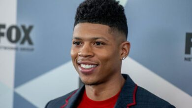 Photo of Empire TV show star Bryshere Gray aka Hakeem Lyon has been arrested for allegedly assaulting and strangling his wife