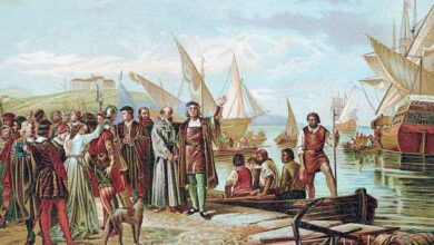 Photo of On this day, August 3rd, 1492, Christopher Columbus sets sail