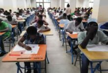Photo of Invigilator interdicted for providing answers to students in ongoing WASSCE