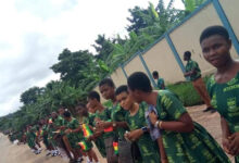 Photo of Tweneboah Kodua SHS student admits getting question papers before examination