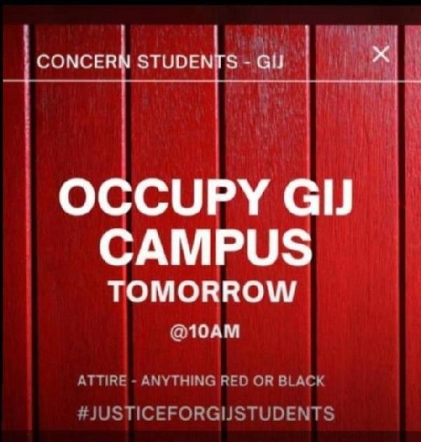 occupy GIJ